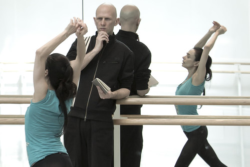 Watch: Alessandra Ferri and Federico Bonelli in rehearsal for Wayne McGregor's Woolf Works