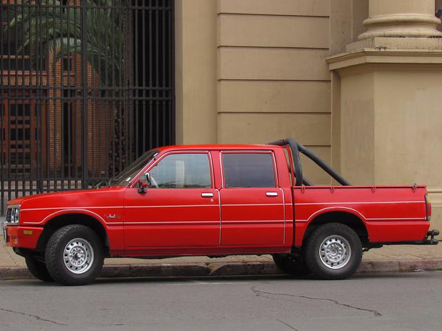 1987 pickup 1600 camionetas crewcab isuzupickup chevroletluv
