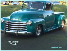1949 Classic Chevy Truck (MEA Images) Tags: old classic chevrolet truck chevy restored wa custom washingtonstate 1949 picmonkey