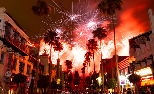 Disney's Hollywood Studios - Symphony in the Stars Fireworks