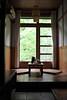 (◤Dexter Chen◢) Tags: 日式 南投縣 木造 茶具 老五民宿 老房 落地窗 水里鄉