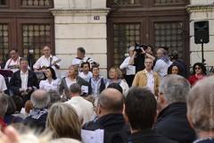 Baiona, Euskal Herria kantuz, 18è Baionan kantuz (baionankantuz) Tags: france 25 avril jeanclaude 2015 broca baionabayonne euskadipaysbasque baionankantuz