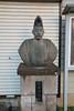 (Voyage Photography) Tags: sculpture art statue japan japanese ancient nikon asia artist outdoor bust nikondigital sculpted nobleman pedestal japanesedesign nikoncamera nikondslr ancienttimes nikonphotography d7100 nikond7100
