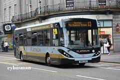 First Aberdeen 67089, SN65ZGG. (EYBusman) Tags: first aberdeen grampian bus coach city centre union street aberdeenshire scotland brand new alexander dennis enviro 200 mmc platinum 67089 sn65zgg eybusman