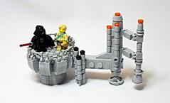Bespin Duel (vitreolum) Tags: lego starwars bespin vitreolum
