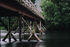 DSC06145 (Morten-Pedersen) Tags: bridge nature water river big long exposure sony filter lee nd a7 stopper samyang huldefossen huldrefossen