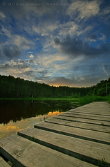(lhemund) Tags: sky lake water landscape outdoor