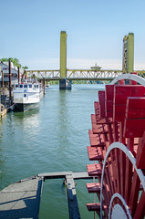 View from the Hotel Stern (Allison Mickel) Tags: nikon d7000 adobe lightroom edited delta king riverboat hotel sacramento