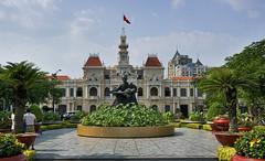 Old and New (mysticislandphoto) Tags: travel viet nam vietnam