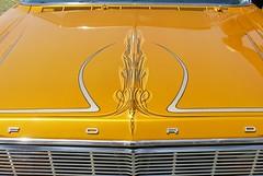 1965 Ford Galaxie 500 (bballchico) Tags: ford santamaria carshow pinstripe 1965 galaxie500 cruisinnationals