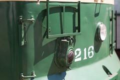 A head of a tram (White_Dragon_09) Tags: bauschlomb baltar 7523