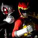 Cosplay: Kamen Rider // Konica Hexanon AR 57mm 1:1.2