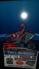 20160802_074151 (play3jailbreak) Tags: play3 jailbreak achat acheter commander ps3 slim 500gb dex rebug 475 manette matthieu carrieuenvoi france mondial relay