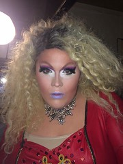 (krymsonscholar) Tags: 50 000 tgirl sheer trans shemale ladyboy transgender showgirls ts tgirls curlyblonde tgurls krymsonscholar tg pantyhose tights shinytights
