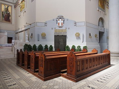 P5310280 (photos-by-sherm) Tags: vienna art church architecture modern austria memorial catholic charles secession karl nouveau borromeo lueger