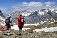 Wondering (Philippe Vieux-Jeanton) Tags: savoie france mountain montagne snow neige climber