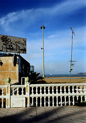 Tanger - 07 (bernardtribondeau) Tags: architecture bars beaches marocco tangier