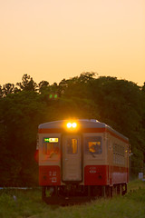 Isumi Rail #020 (Yoshi T. (kagirohi)) Tags: japan japanese chiba isumi rail isumirail railway railroad canon eos 5d mark iii canoneos5dmarkiii ef70200mmf28lisiiusm localline train tram diesel landscape