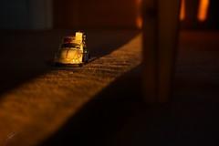 Road on the carpet (Jorgepevet) Tags: home carpet floor car miniature sunset