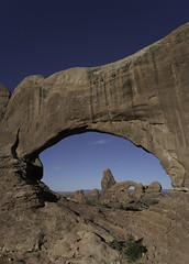 North Window and Turret dm (chjsbny) Tags: archesnationalpark summer northwindow turretarch charlesjanson digimarc
