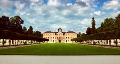Schloss Favorite (Ralph Pascher) Tags: schloss favorite wolken clouds castle chteau