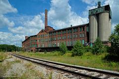 Ashland (gregador) Tags: ashland ohio decayed abandoned industry factory railroad urbex urbanexploring urbanexploration