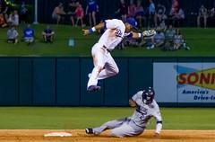 OKC Dodgers (Axiz Photography) Tags: sports baseball minorleague okc oklahoma bricktown