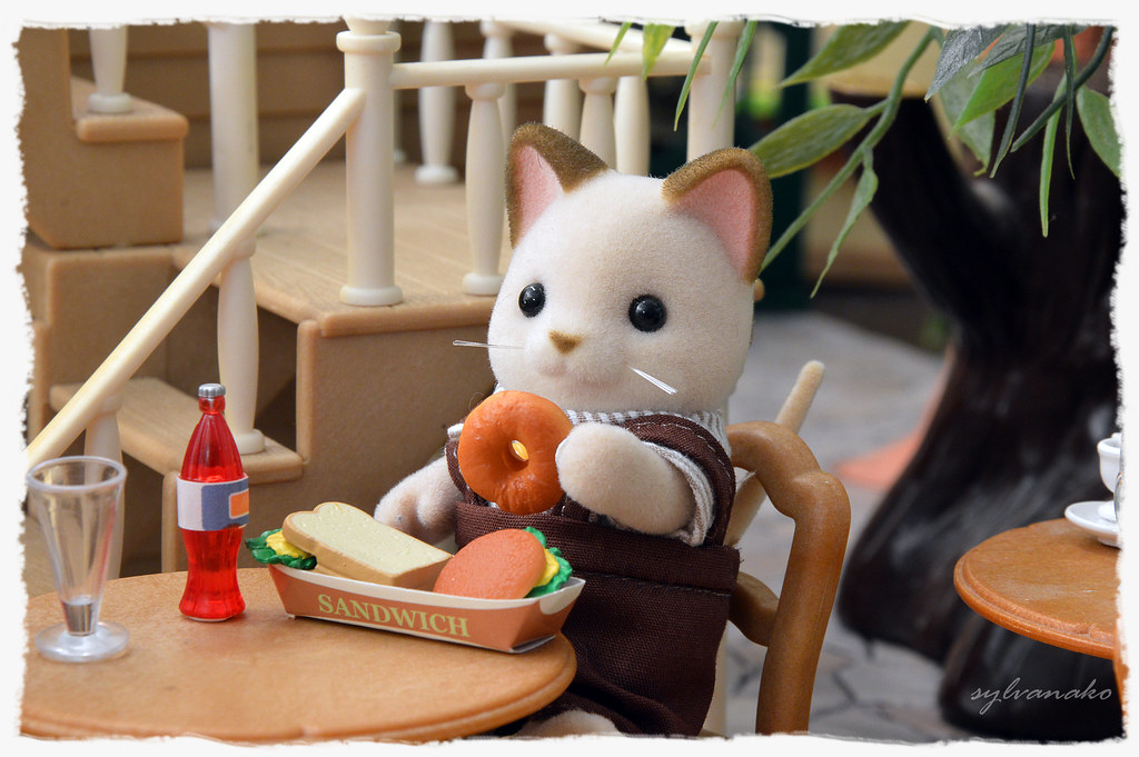 The world 39 s best photos of critters and families flickr - Sylvanian families cuisine ...