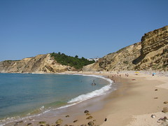 Algarve - Portugal (Been Around) Tags: img0231 europe eu europa expressyourselfaward europeanunion worldtrekker travellers thisphotorocks concordians algarve regiodoalgarve portugal burgau beach alentejo parquenaturaldosudoestealentejanoecostavicentina praiadacabanasvelha plage playa praia