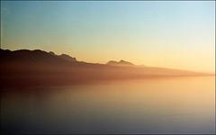 Sunset (Katarina 2353) Tags: landscape switzerland swiss montreux lake lacleman alps katarina2353 katarinastefanovic film nikon