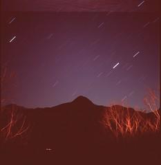 (bensn) Tags: hasselblad 500cm carl zeiss 80mm f28 film medium format velvia 100 japan night longexposure mountains stars light dark winter sky
