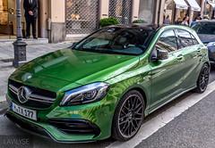 Mercedes-Benz AMG A45 (lavilyse) Tags: a45 a45amg mercedesbenz mercedes mercedesamg amg mercedesa mercedesa45 mercedesa45amg mbfanphoto amga45 aclass aclassamg mercedesbenza45amg