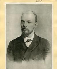 Vladimir Illyich Ulyanov (Lenin): 1897 (washington_area_spark) Tags: vladimir illyich ulyanov lenin russian revolutionary marxist communist party bolshevik communism socialism workers 1897