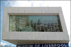 Picture in a box! (mancunian61) Tags: liverpool museum reflection box buildings