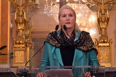 Ehrenfreund beim Empfang in der Residenz des deutschen Botschafters Paris (DLR_de) Tags: ehrenfreund dlr deutscheszentrumfrluftundraumfahrt botschaft frankreich paris