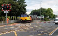 60056 6E32 (Neil Altyfan - Railway Photography) Tags: 60056 6e32 colas ribble rail lindsey oil refinery strandroad preston colasrail 210716