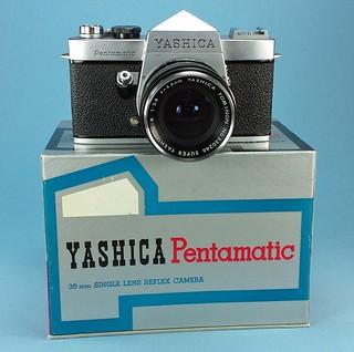 Yashica Pentamatic '35'...