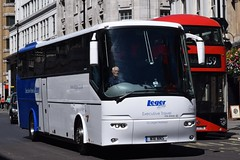 W18NNS  Winns, Brompton (highlandreiver) Tags: london w18nns winns coaches brompton north yorkshire leger bova bus coach