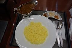 Classic beaf curry rice (pelican) Tags: dscrx100 haneda avion curryrice
