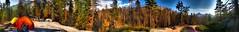 Before Sunset (Lost in Flickrama) Tags: yosemite nationalpark hiking backpacking adventure johnmuirtrail wilderness granite rocks pinetrees california