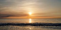 Follow the waves (sgt.floydpepper.hh) Tags: landscape nature sonnenuntergang ostsee fujixe1 fujixf2314r sunsetlight