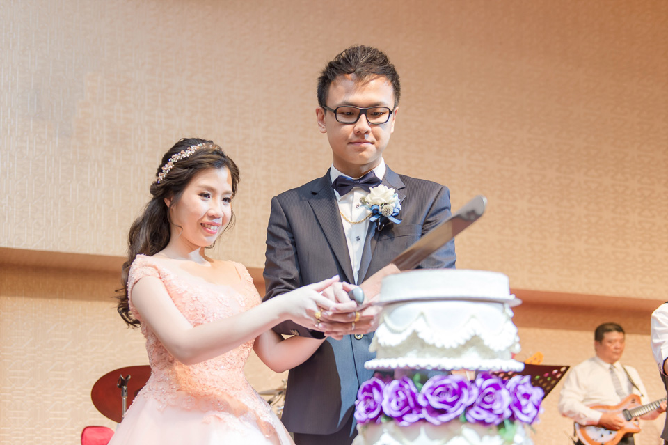 台南婚攝 情定婚宴城堡永康館 婚禮紀錄 C & V 148