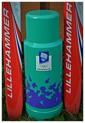 Lillehammer `94 (KvikneFoto) Tags: termos thermos lillehammer norge winterolympics 1994