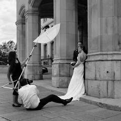 Wedding Fotographer (Man-Wei (ON/OFF)) Tags: rollei rolleiflex automat zeiss tessar