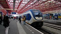 Nederlandse Spoorwegen - SLT at Zaandam (metromadme) Tags: nederlandsespoorwegen zaandam slt