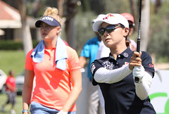 20150430_na_yeon_choi_4x4 (isogood) Tags: california golf hit power shot palmsprings competition swing target precision ranchomirage challenge golfer hitting accuracy missionhills anainspiration