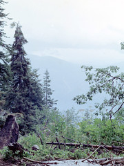 Storm clouds (simonov) Tags: park camping mountains film 35mm outdoors hiking teens boyscouts national backpacking sequoia sequoianationalpark hst ecn highsierratrail