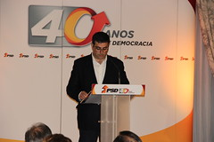 40 Anos PSD Oliveira de Azeméis