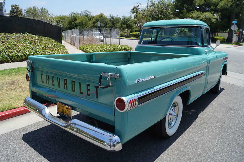 The Worlds Newest Photos Of 1959 And Fleetside