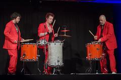 Juan Granados, Ray Gattner, Ricardo Espinosa, Drum Olé